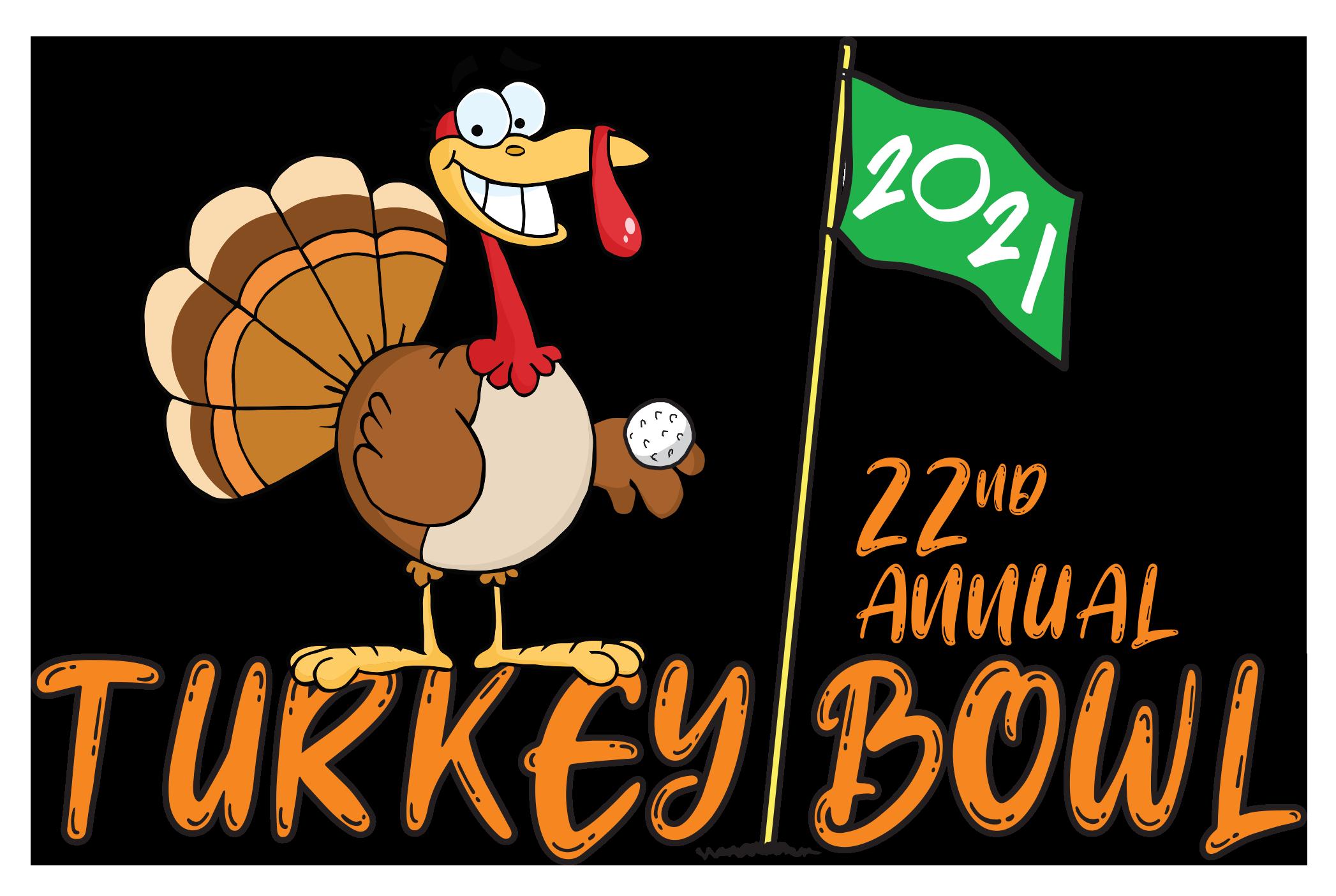 2021 Turkey Bowl Logo